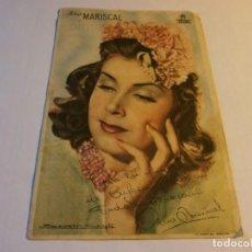 Cine: PROGRAMA DE CINE - VIDAS CRUZADAS - ANA MARISCAL - COLISEO OLYMPIA (GRANADA) - 1943.. Lote 152516182