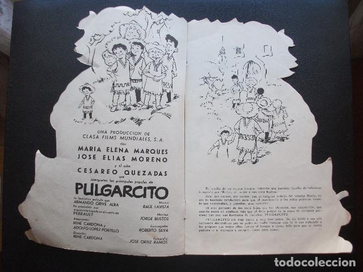 Cine: PULGARCITO, MARIA ELENA MARQUES, CINE ATLANTICO - Foto 3 - 153439710