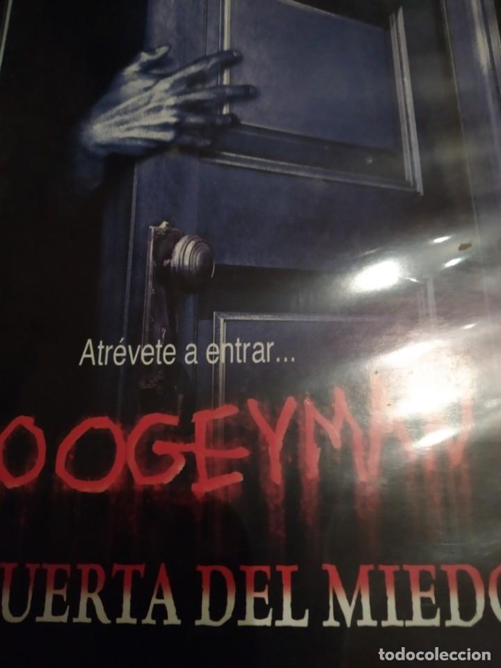 DVD BOOGEYMAN LA PUERTA DEL MIEDO (Cine - Folletos de Mano - Terror)