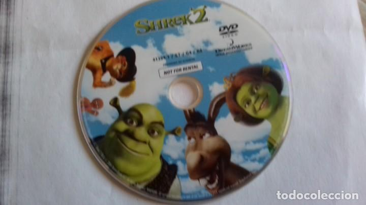 Cine: DVD pelicula SHREK 2 - Foto 4 - 154639502