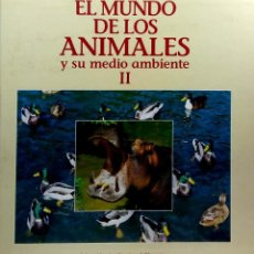 Cine: EL MUNDO DE LOS ANIMALES Y SU MEDIO AMBIENTE II * EL HOMBRE Y LA TIERRA. Lote 154858698