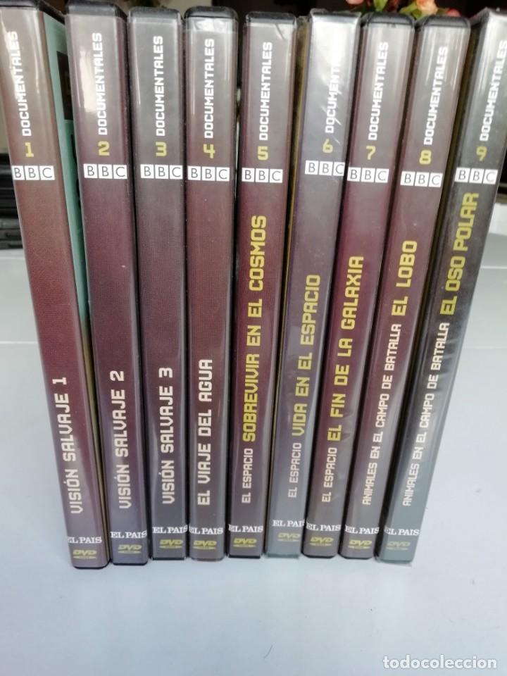 Cine: documentales superproducciones de ciencia y naturaleza (año 2004) - Foto 2 - 155051726