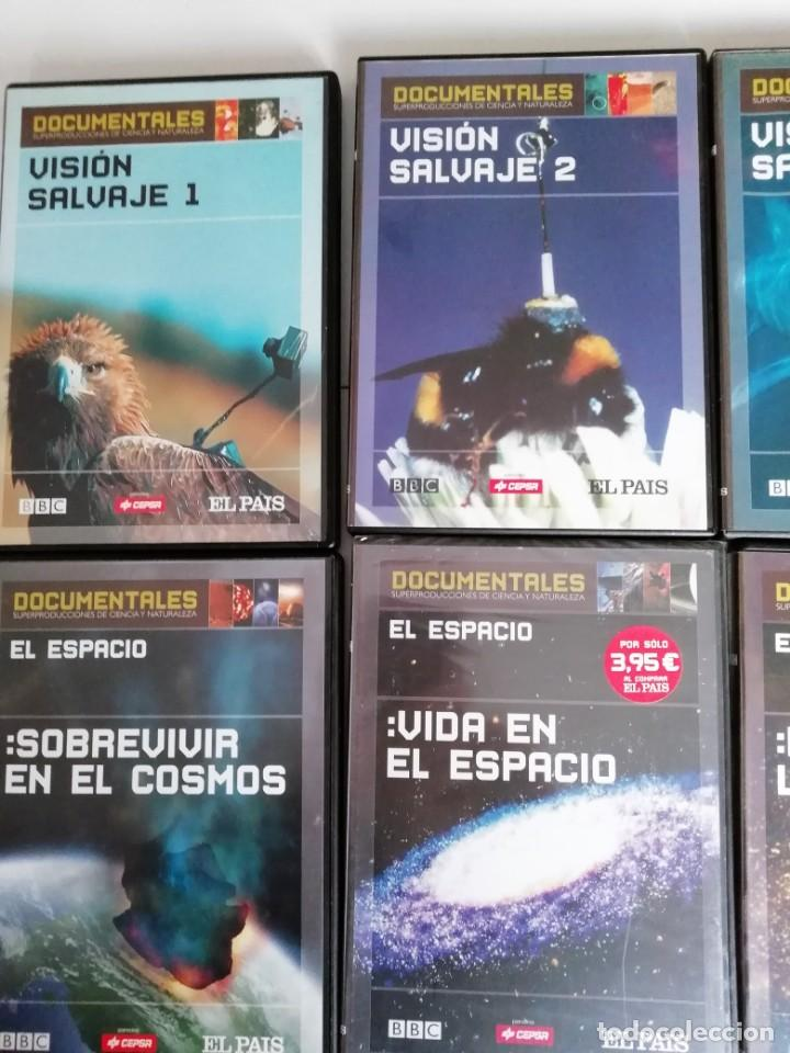 Cine: documentales superproducciones de ciencia y naturaleza (año 2004) - Foto 3 - 155051726