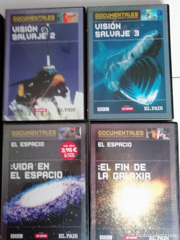 Cine: documentales superproducciones de ciencia y naturaleza (año 2004) - Foto 4 - 155051726