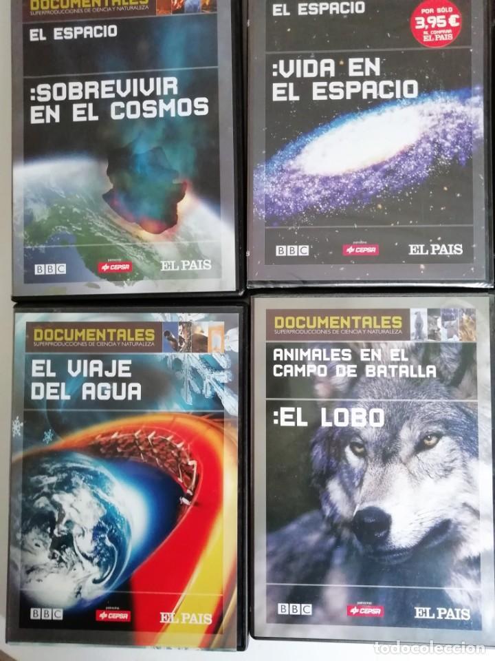 Cine: documentales superproducciones de ciencia y naturaleza (año 2004) - Foto 5 - 155051726