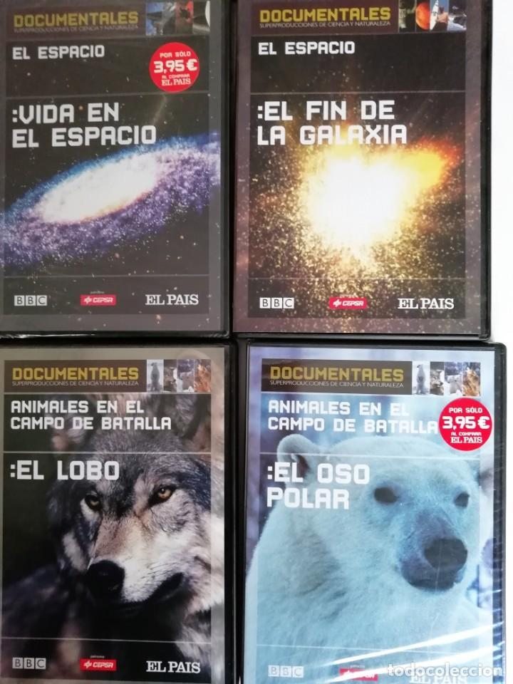 Cine: documentales superproducciones de ciencia y naturaleza (año 2004) - Foto 6 - 155051726