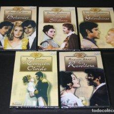 Cine: 5 DVD LA ZARZUELA RADIO TELEVISION ESPAÑOLA PRECINTADOS. Lote 155170162