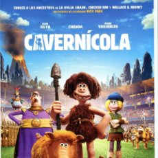 Cine: CAVERNÍCOLA, ANIMACIÓN. 21 X 29,5.. Lote 155173754
