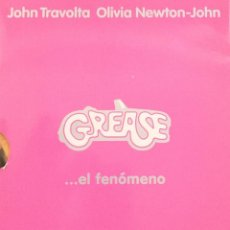 Cine: GREASE. Lote 155541818