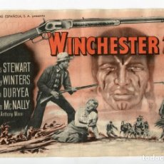 Cine: WINCHESTER 73, CON JAMES STEWART.. Lote 155708438