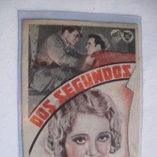 Cine: 394 ------ PROGRAMA DE MANO ORIGINAL EL DE LA FOTO. Lote 155894918