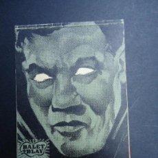 Cine: EL BAJEL DE LA MUERTE AÑO: 1939 CON PUBLICIDAD CINEMA GOYA EL BAJEL DE LA MUERTE AÑO: 1939. Lote 155914082
