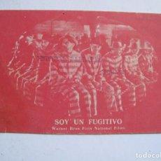 Cine: 720 ------ PROGRAMA DE MANO ORIGINAL EL DE LA FOTO. Lote 156312622