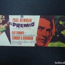 Cine: EL PREMIO 1964 PAUL NEWMAN METRO DOBLE BIEN CONSERVADO VER FOTOS. Lote 156821170