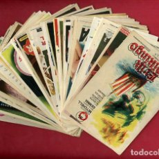 Cine: LOTE DE 120 PROGRAMAS DE CINE ANTIGUOS , SIN CINE EN EL REVERSO , VER FOTOS , ORIGINALES , L6. Lote 157018778