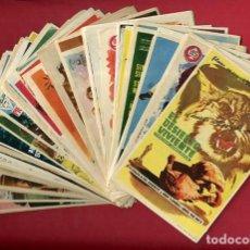 Cine: LOTE DE 120 PROGRAMAS DE CINE ANTIGUOS , SIN CINE EN EL REVERSO , VER FOTOS , ORIGINALES , L7. Lote 157019134