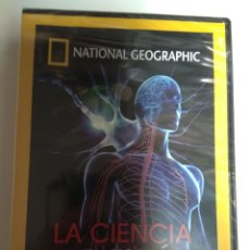 Cine: LA CIENCIA DEL ESTRES DE NATIONAL GEOGRAPHIC PRECINTADO. Lote 157358462