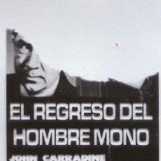Cine: CINE 2 FOTOLITOS PELÍCULA EL REGRESO DEL HOMBRE MONO CON BELA LUGOSI. 1944 RETURN OF THE APE MAN. . Lote 157383250