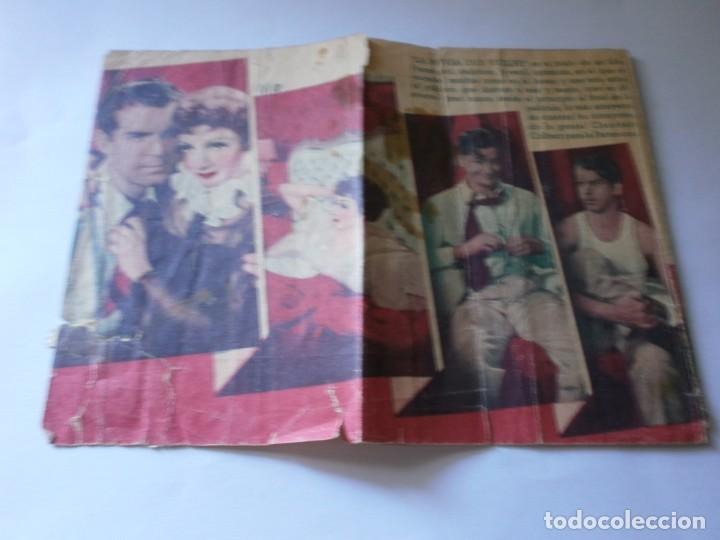 Cine: PROGRAMA TRIPLE - LA NOVIA QUE VUELVE - CLAUDETTE COLBERT, FRED McMURRAY PARAMOUNT CINE IDEAL 1937 - Foto 3 - 157745386