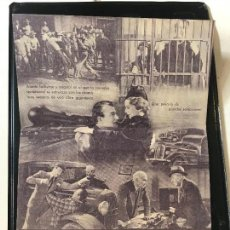 Cine: TITANES DE LA VELOCIDAD JOHN WAYNE PROGRAMA DE CINE DOBLE SIN PUBLICIDAD . Lote 158152866