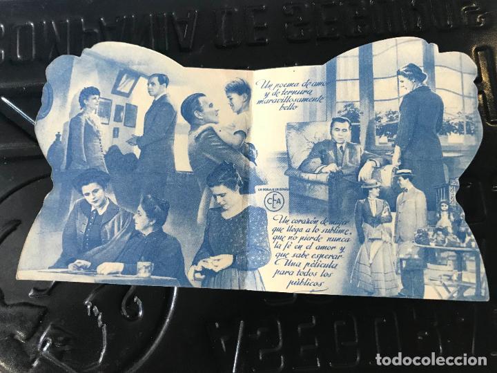 Cine: TE ESPERO FOLLETO DE MANO - SIN PUBLICIDAD - Foto 2 - 158170842