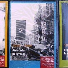 Cine: LOTE 3 DVD - LOS AÑOS DEL NODO 1939-1943. Lote 158337394