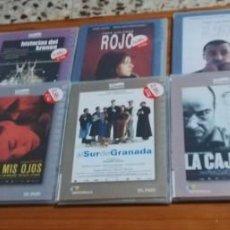 Cine: COLECCIÓN CINE EN ESPAÑOL EL PAIS. Lote 159134094