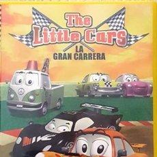 Cine: DVD -THE LITTLE CARS - LA GRAN CARRERA. Lote 159229042