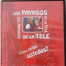 Cine: DVD - LOS PAYASOS DE LA TELE - Nº 1. Lote 159229766