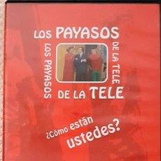 Cine: DVD - LOS PAYASOS DE LA TELE - Nº 2. Lote 159229874