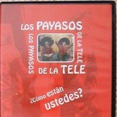 Cine: DVD - LOS PAYASOS DE LA TELE - Nº 3. Lote 159229966