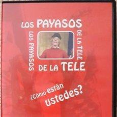 Cine: DVD - LOS PAYASOS DE LA TELE - Nº 4. Lote 159230026