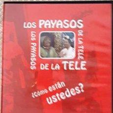 Cine: DVD - LOS PAYASOS DE LA TELE - Nº 5. Lote 159230090