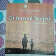 Cine: EL CORCEL NEGRO. Lote 159432566