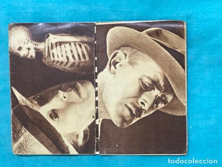 Cine: EL CRIMEN DEL AVION PROGRAMA DOBLE RADIO EDNA MAY GLEASON JAMES GLEASON - Foto 2 - 159546426