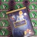 Cine: CENICIENTA (WALT DISNEY CLÁSICOS) DVD EDICIÓN DIAMANTE . Lote 159811546