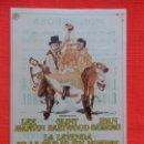 Cine: LA LEYENDA DE LA CIUDAD SIN NOMBRE, IMPECABLE SENCILLO, LEE MARVYN, C/PUBLI MONTERROSA 1971. Lote 160166642