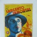 Cine: PROGRAMA. EL SARGENTO INMORTAL. HENRY FONDA. C/P. Lote 160177606