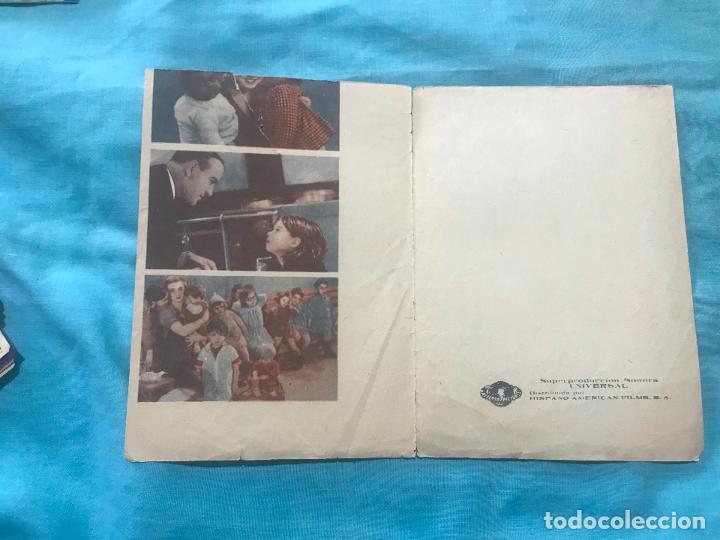 Cine: LA MATERNAL FOLLETO DE MANO TAMAÑO GRANDE - AÑO 1933 - Foto 4 - 160248126