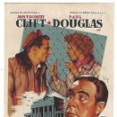 Cine: ¡SITIADOS! - PROGRAMA DE CINE BADALONA C/P 1951. Lote 160458922
