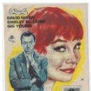 Cine: TODAS LAS MUJERES QUIEREN CASARSE - PROGRAMA DE CINE BADALONA C/P 1962. Lote 160463274