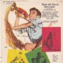Cine: DE LA PIEL DEL DIABLO - SIN PUBLICIDAD. Lote 160602410