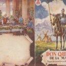 Cine: DON QUIJOTE DE LA MANCHA - DOBLE - SIN PUBLICIDAD. Lote 160603362