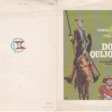 Cinema - DON QUIJOTE - DOBLE - - 160603566