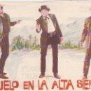 Cine: DUELO EN LA ALTA SIERRA - DOBLE - SIN PUBLICIDAD. Lote 160603902