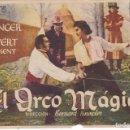 Cine: EL ARCO MÁGICO - CINE ECONÓMICO - PALAMÓS. Lote 160606334