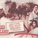 Cine: EL DESERTOR DEL ÁLAMO - MUY GRANDE - SIN PUBLICIDAD. Lote 160607374