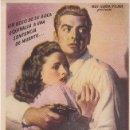 Cine: EL BESO DE LA MUERTE - CINE VERSALLES. Lote 160608018