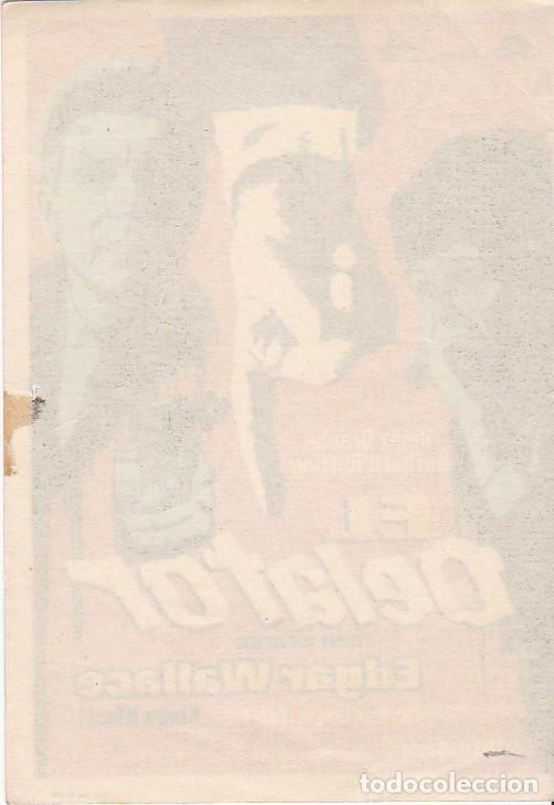 Cine: EL DELATOR - SIN PUBLICIDAD - Foto 2 - 160608202