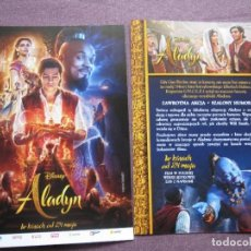 Foglietti di film di film antichi di cinema: ALADYN. Lote 185887626